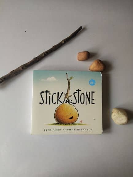 REVIEW: Stick And Stone By Beth Ferry