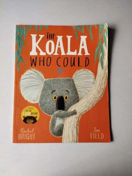 Review: The Koala Who Could By Rachel Bright