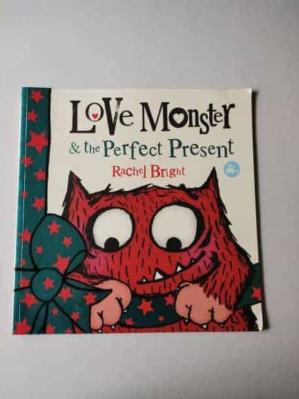 Review: Love Monster and the Perfect Present By Rachel Bright