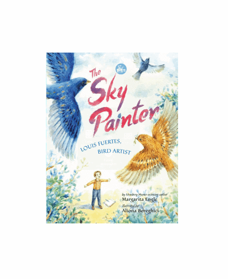 Review: The Sky Painter By Margarita Engle