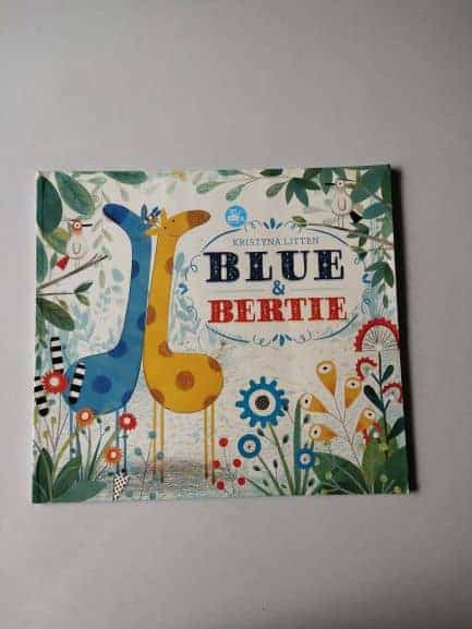 REVIEW: Blue And Bertie By Kristyna Litten