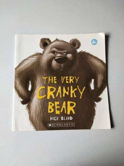 REVIEW: The Very Cranky Bear by Nick Bland