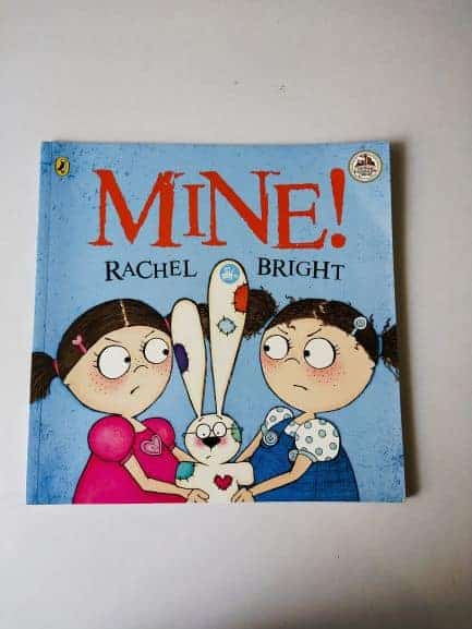 Review: Mine! By Rachel Bright