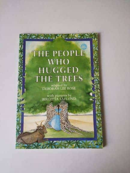 REVIEW: The People Who Hugged The Trees By Deborah Lee Rose
