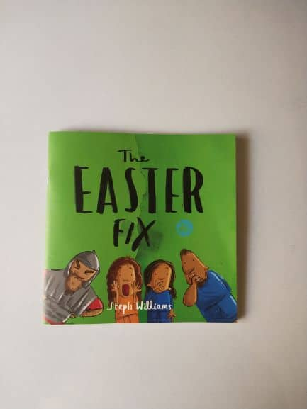 REVIEW: The Easter Fix by Steph Williams