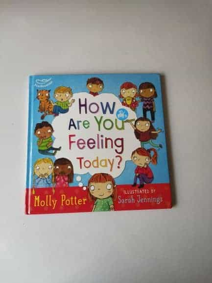 REVIEW: How Are You Feeling Today? By Molly Potter