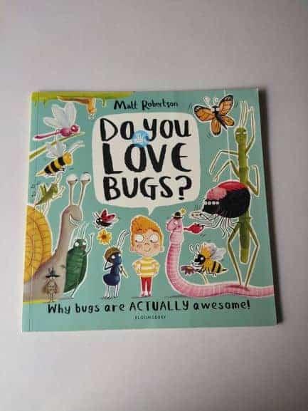 REVIEW: Do You Love Bugs? By Matt Robertson