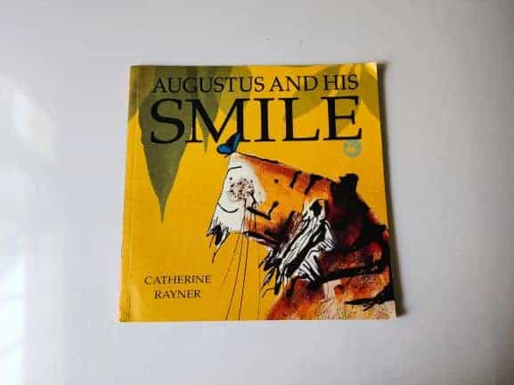 Review: Augustus And The Smile By Catherine Rayner