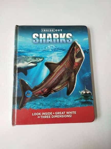 REVIEW: Inside out sharks by David George Gordon
