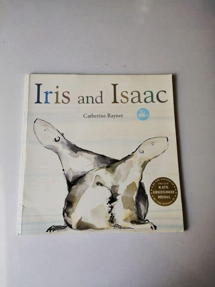 Review: Iris And Isaac By Catherine Rayner