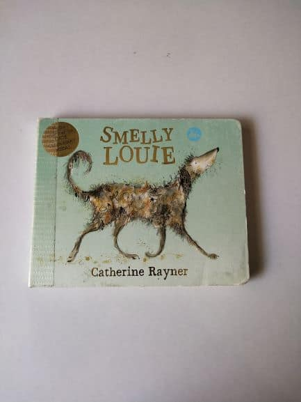 Review: Smelly Louie By Catherine Rayner