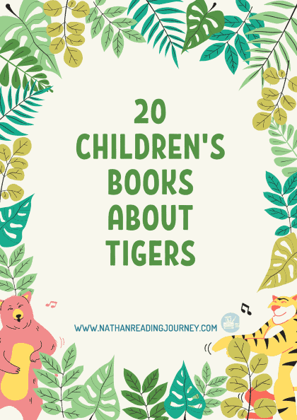 20 Children's Books About Tigers
