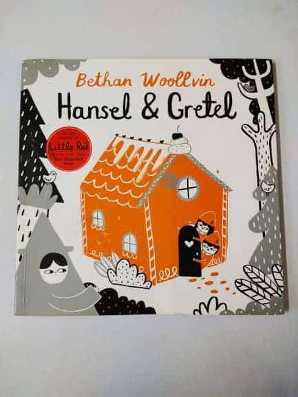 REVIEW: Hansel And Gretel By Bethan Woollvin