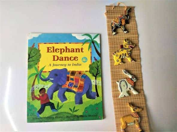REVIEW: Elephant Dance: A journey to India By Theresa Heine