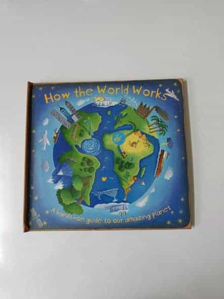 REVIEW: How the world works: A hands-on guide to our Amazing planet by Christiane Dorion